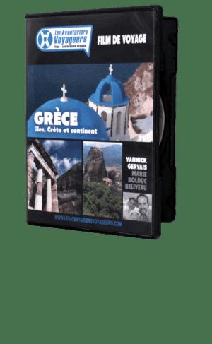 DVD de nos films de voyage
